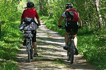 サイクリングロードのイメージ