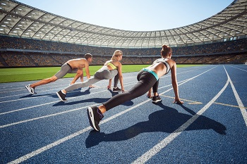 オリンピック競技のイメージ