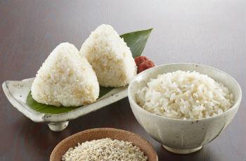 玄米入り白米